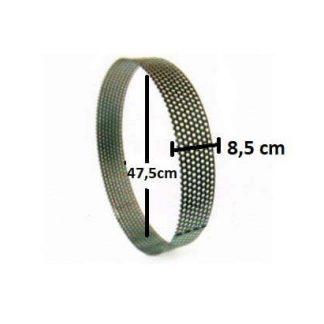 1 mm Sabit Yem Kırma Makinası Eleği