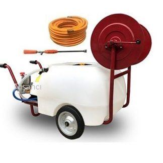 100 L. Sarıcılı Elektrikli İlaçlama Pompası
