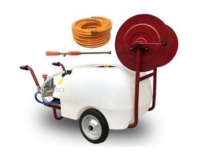 100 L Sarıcılı Benzinli İlaçlama Pompası