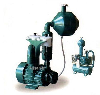 100 Lük 6 Sağma 220 Volt Süt Sağma Pompası