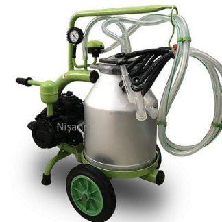 2 Sağma Alüminyum Koyun Sağma Makinesi