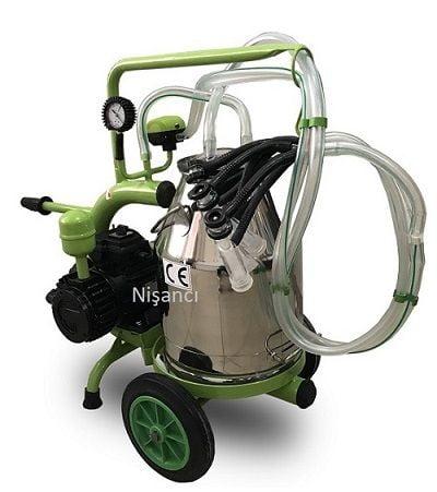2 Sağma Krom Koyun Sağma Makinesi