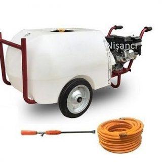 200 Litrelik Benzinli İlaçlama Makinesi Pompası