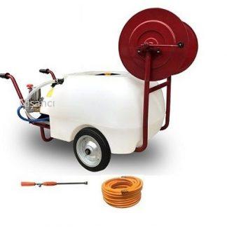 200 L. Sarıcılı Benzinli İlaçlama pompası