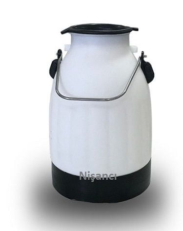 30 Litre Plastik Süt Güğümü