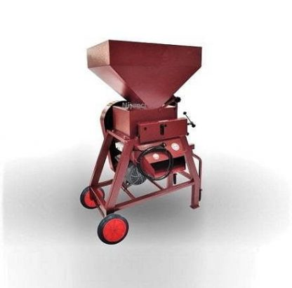 30 Luk Benzinli Motorlu Arpa Ezmesi Makinesi