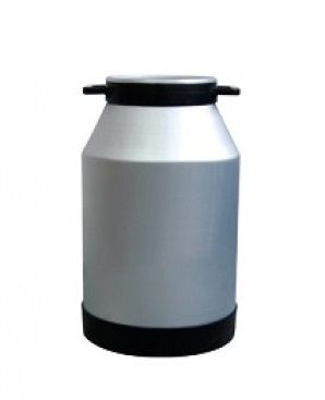 40 Litre Dar Ağız Alüminyum Süt Güğümü