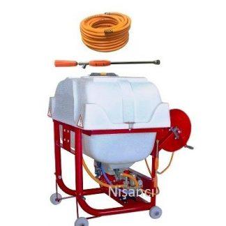 400 L. Benzinli Sarıcılı İlaçlama Pompası