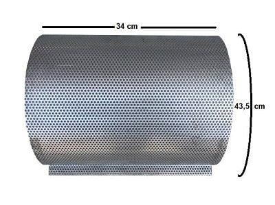 6 mm Nişancı Salça, Tarhana, Kuşburnu Eleği