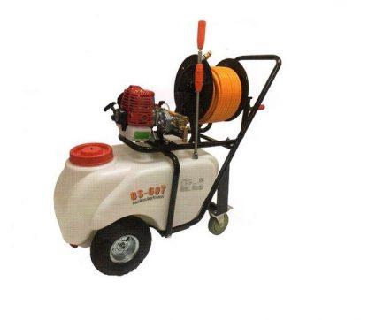 60 Litre Arabalı Benzinli İlaçlama Pompası