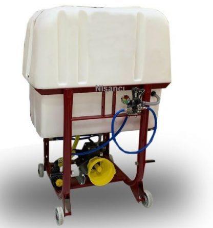 600 Litre Şaftlı Bahçe İlaçlama Makinesi