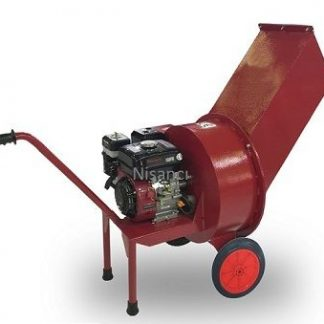 Benzinli Motorlu Kuru Balya Saman Doğrama Makinesi