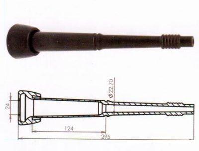 İnek Meme Lastiği Model 16