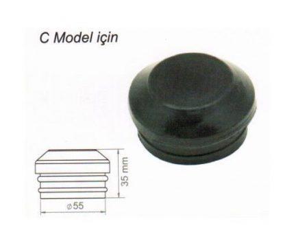 Keçi Sağma Makinesi C Model Şase Takozu