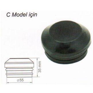 Koyun Sağma Makinesi C Model Şase Takozu