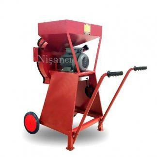 Nişancı Tekerlekli Model Tuz Öğütme, Kırma Makinesi