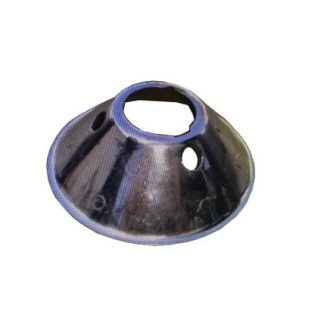 Tereyağı Süt Kaymak Krema Makinası Krom Zarf