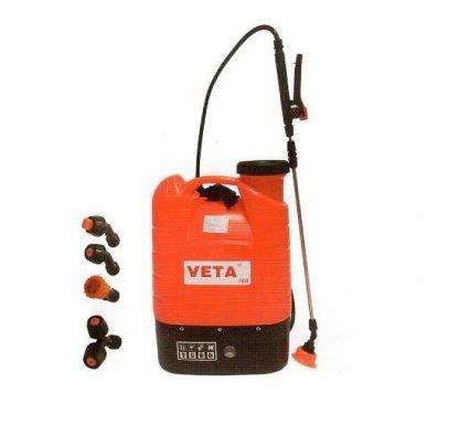 Veta 16A Şarjlı Sırt Tipi İlaçlama Makinesi