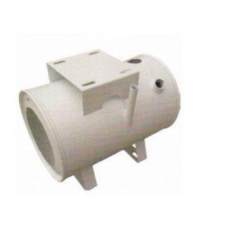 Yeni Model Kapaklı Yağlı Tip Vakum Tankı