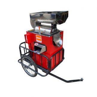 Tekerlekli Römorklu Salça Makinesi